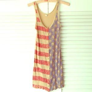 Spell American Flag Dress
